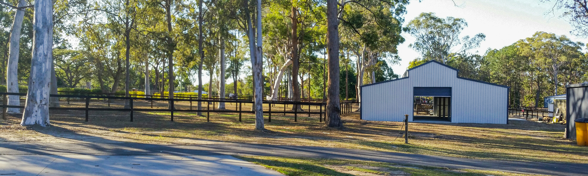 Equine Sheds & Covers