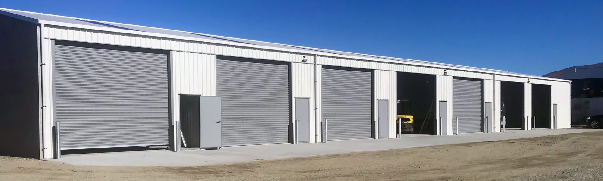 Commerical & Industrial Buildings to suit all locations