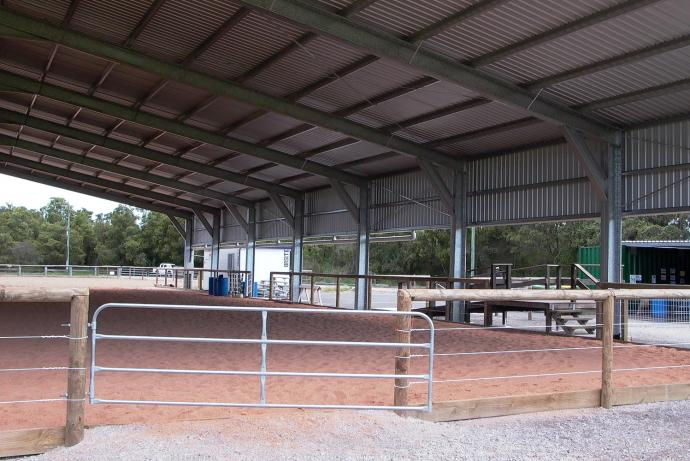 Learn more about Horse Arenas