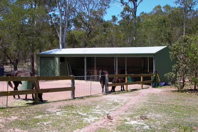 Learn more about Horse Stables