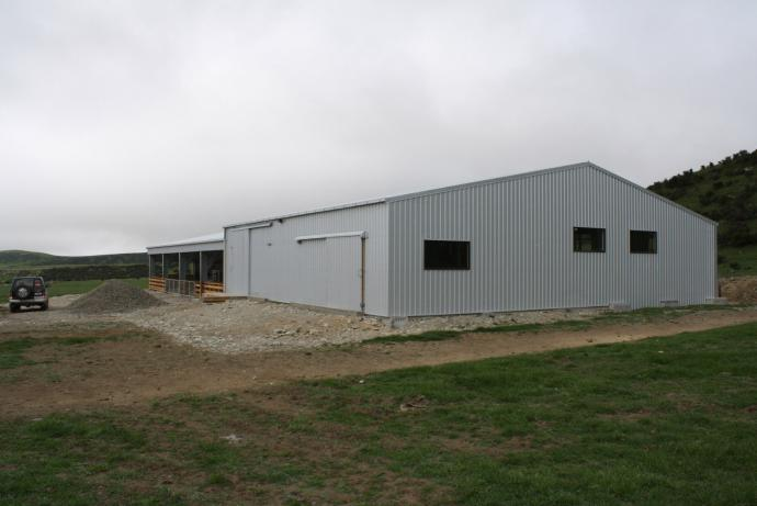 Shearing & Wool Sheds