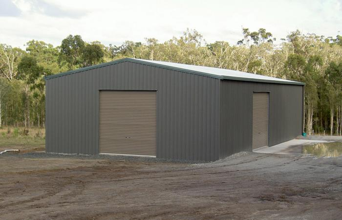 Custom Storage Sheds 1