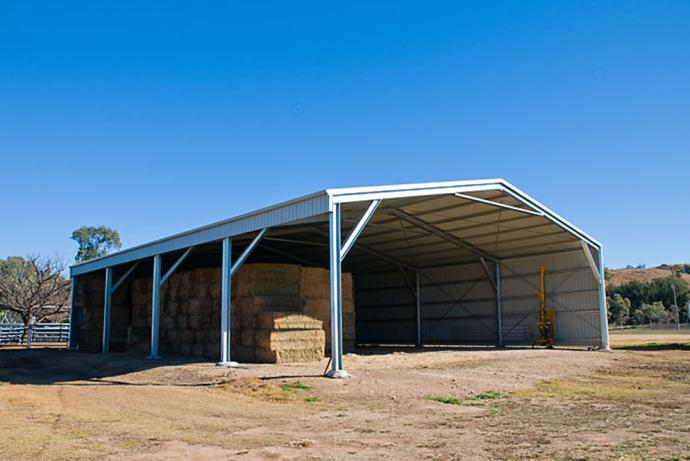 Learn more about HAY SHEDS