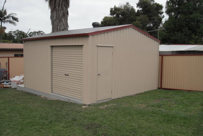 Learn more about Storage Sheds