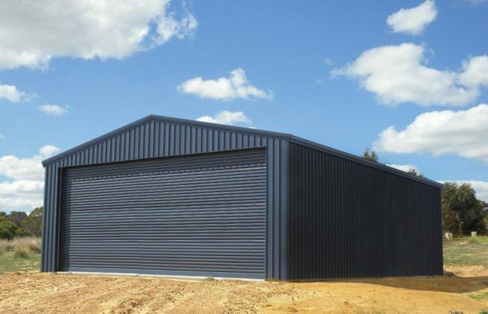 Double Garages Wide Span Sheds