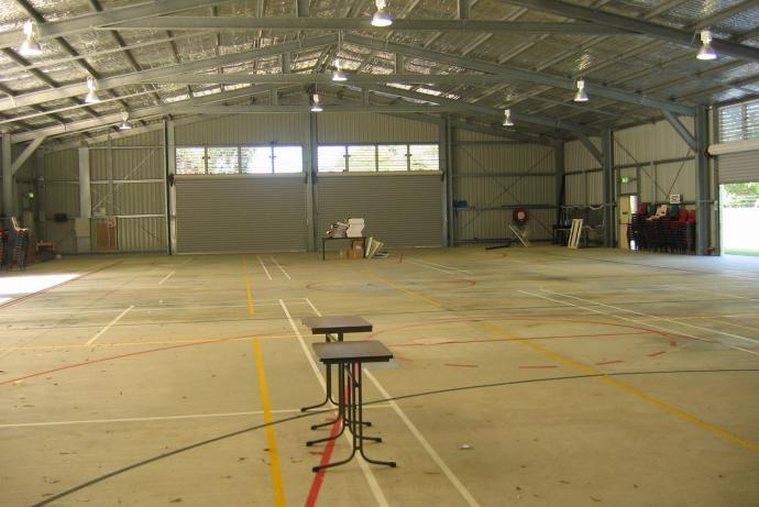 Sports Equipment Sheds
