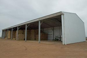 Tour The Interior Of Your Steel Shed Building Or Garage