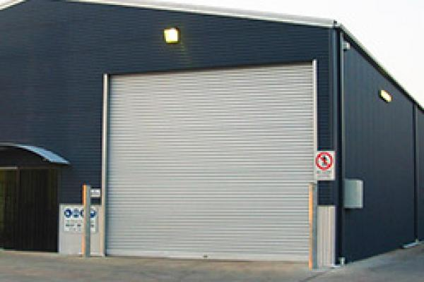 Industrial Strength Roller Doors