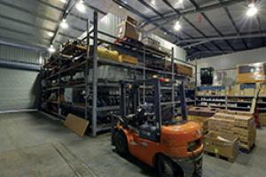 Industrial Shed - Part 2
